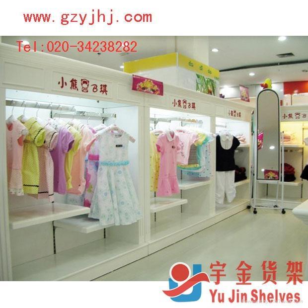 服裝展示櫃 2