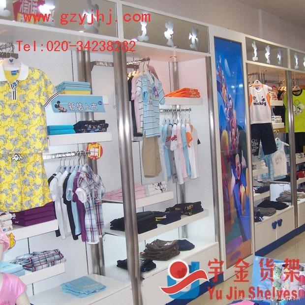 服裝展示櫃 4