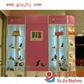 鞋子展示櫃 3