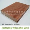 WPC decking