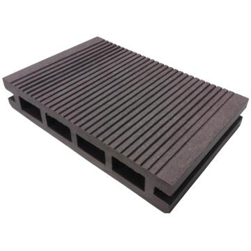 Outside WPC Hollow Decking 1