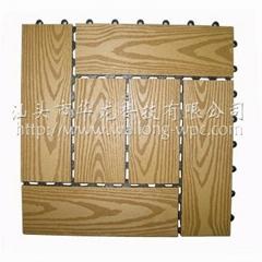 WPC Compound Flooring Sauna board