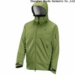 functional mountaineering jacket
