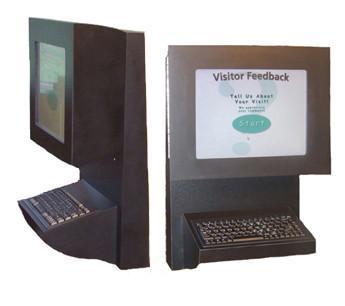 wall-mounted Kiosk 3