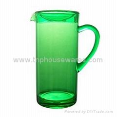 acrylic pitcher