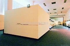 書畫展覽專用牆體