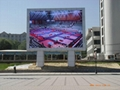 PH12mm Outdoor LED full color display