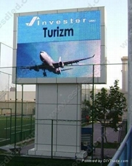 PH16mm Outdoor LED full color display screen