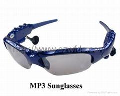 mp3 sunglasses , china mp3 sunglasses