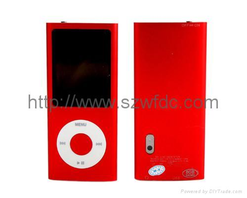 ipod 4gb. 2.2 inch ipod nano 5th mp4