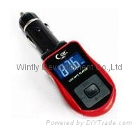promotion car fm transmitters , China car fm transmitter manufacturer