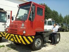Terminal tractor&port tractor&Tractor Head