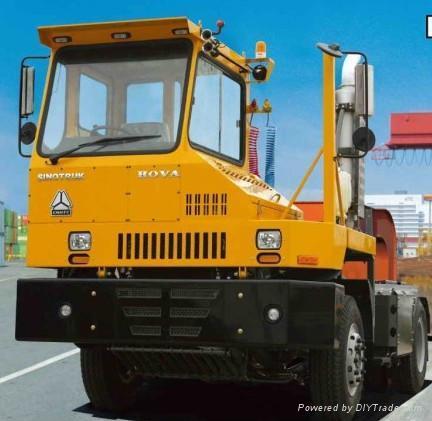 Terminal tractor&port tractor&Tractor Head 3
