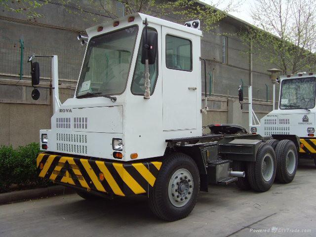 Terminal tractor&port tractor&Tractor Head 5