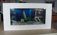 wall aquarium and fish tank PA5--STONE