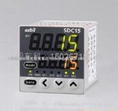 山武數字顯示調節器SDC15