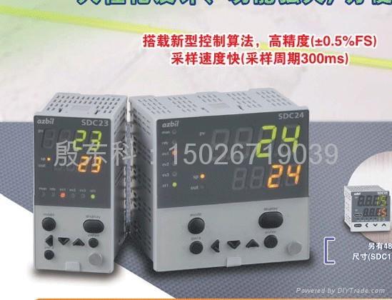 日本山武azbil溫控表SDC35系列 2