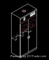實驗室氣瓶櫃