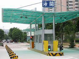供應南澤DD-566停車場管理系統 1