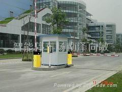 供應南澤向敏獨家無人自動化管理的智能停車場系統