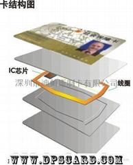 非接触式IC卡