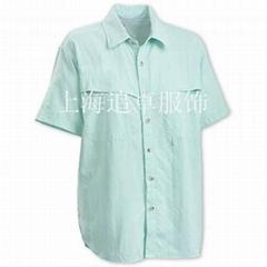 供应短袖衬衫