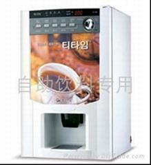 深圳TEATIME自助咖啡机