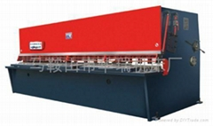 富力大型液壓擺式剪板機