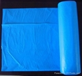 HDPE blue garbage bag