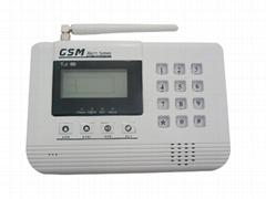 GSM system LCD gsm alarm(AF-GSM)
