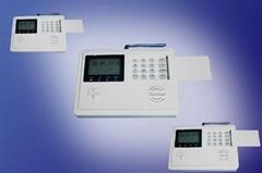 New intelligent gsm alarm system