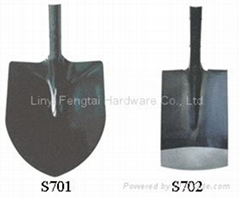 Shovel of South American Style