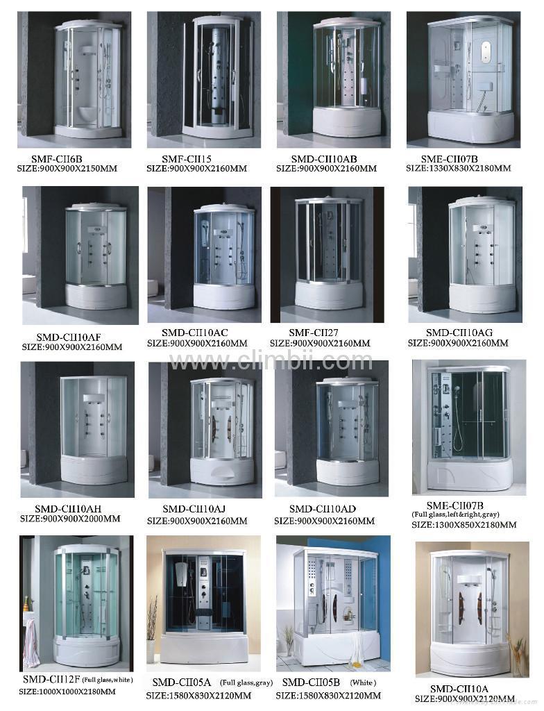 Sauna Steam Massage Shower Room Shower House Shower Cabinet 2. Sauna Steam Massage Shower Room Shower House Shower Cabinet   SMWS