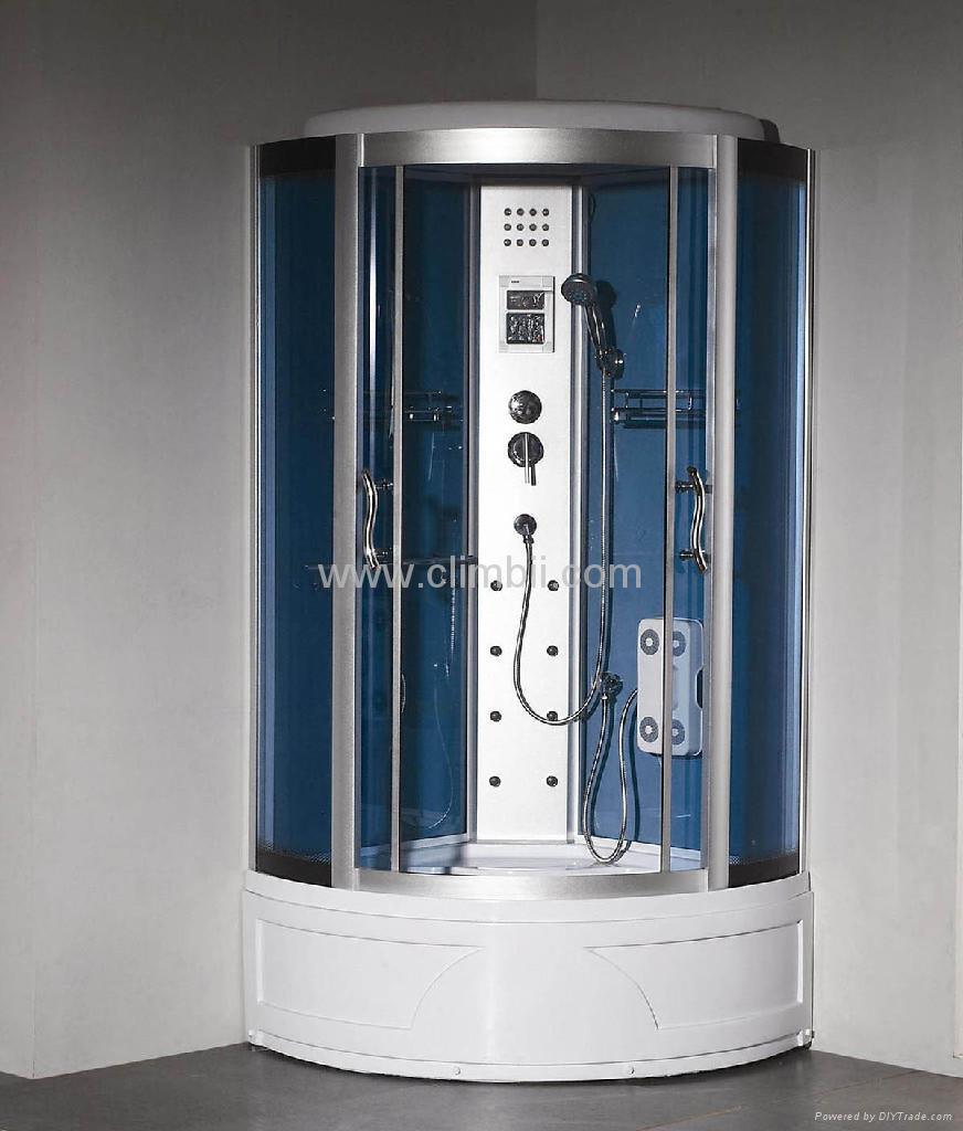 Sauna Steam Massage Shower Room Shower House Shower Cabinet - SMWS ...