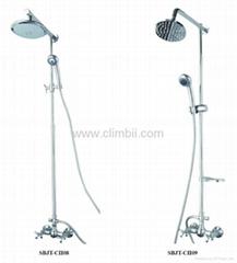 Shower Sliding Bar Slide Bar Sets Shower Rail Rod Sanitary Ware
