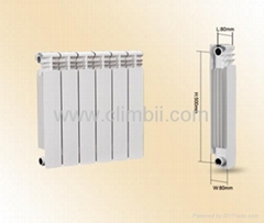 Home Die Casting Aluminum Radiator Room Heater