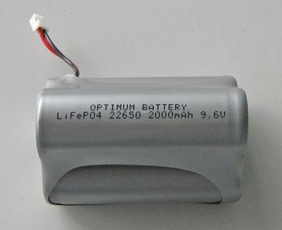 Lithium Phosphate Battery Pack 1