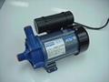 Magnetically Coupled Pumps
