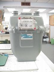 Gas Meters, Turbine meters