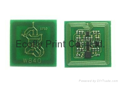 toner chip for Lexmark W840 toner, drum chip