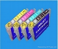 Compatible inkjet cartridges T1261-T1264