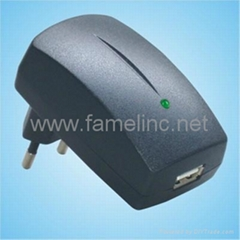 5V 2.1A USB AC charger (PT-UTCB)