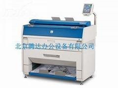 工程複印機