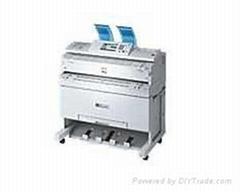 理光2401工程复印机