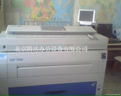 工程复印机