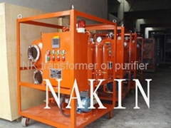 Transformer oil recycling purifiers