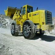 隧道井下作业小型装载机轮胎保护链-16/70-20