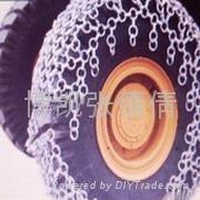 供应23.5-25矿山机车轮胎保护链