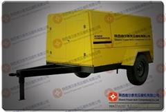 陝西維爾泰克壓縮機公司電移螺杆空氣壓縮機