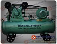 陝西維爾泰克壓縮機公司24工況精品活塞空壓機